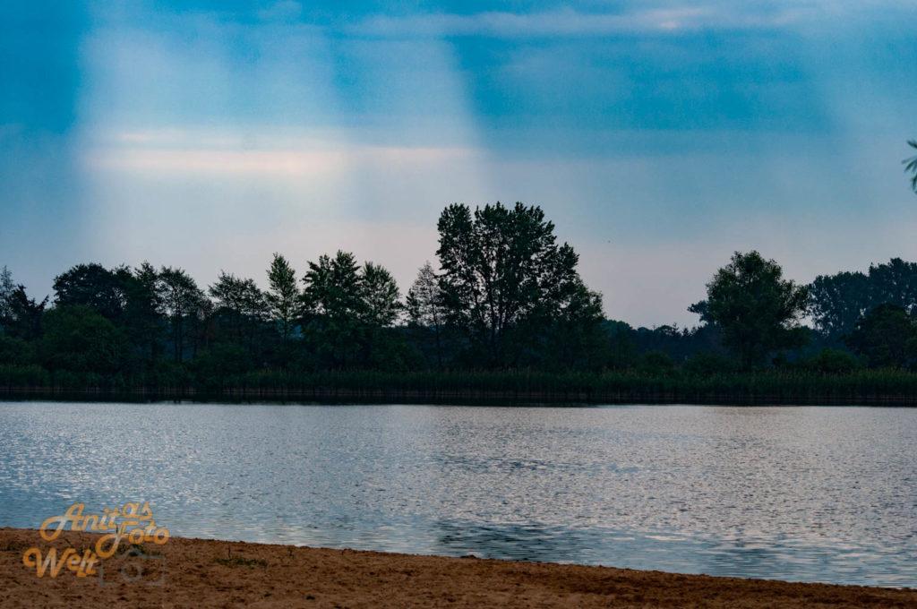 Farbenspiel am See