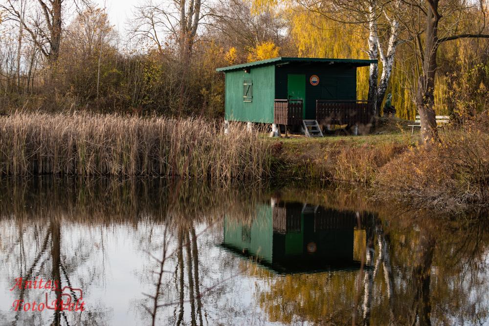 Anglerhaus / Spiegelung